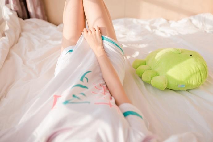 cos 纱雾的细腿女友
