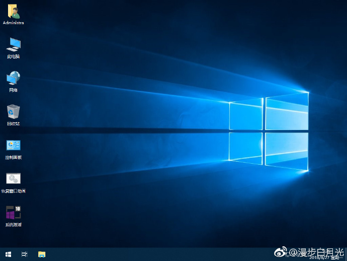 Windows 10 RS4 Professional Limit 32位&64位 极限精简