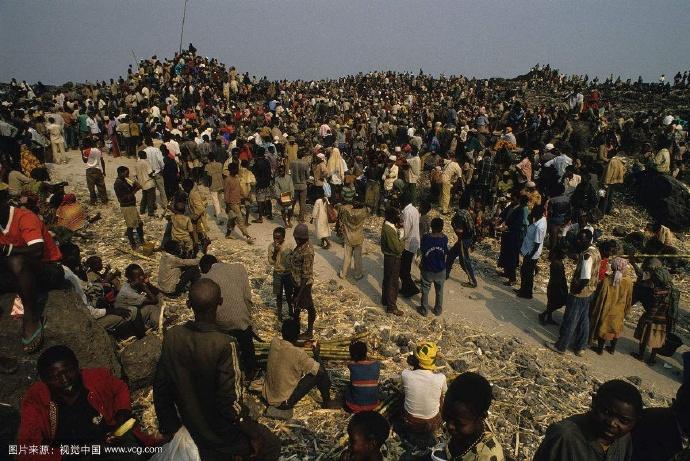 世界最严重!刚果(金)上百万民众流离失所