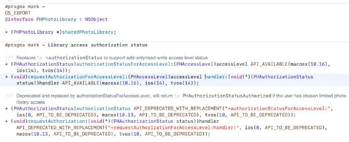 iOS14 最新隐私适配 [相册]完美解决方案插图(4)