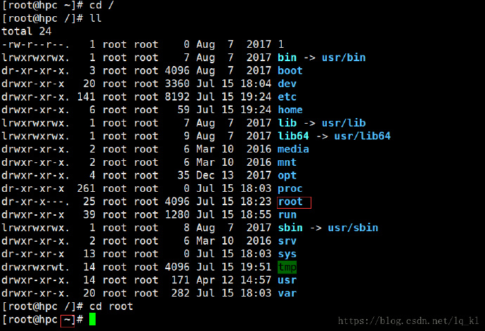 "Linux下""/""和""~"" 有什么区别【图文详解】插图"