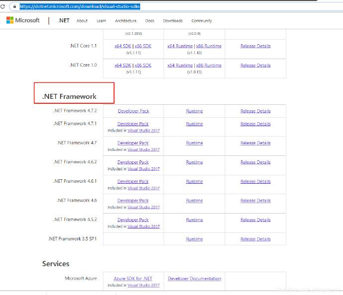 Win10 这台计算机中已经安装了 .NET Framework 4.5.2/4.6.1/4.7.1等等任何版本 或版本更高的更新【解决办法】插图