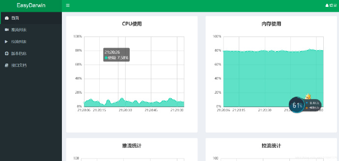 centos服务器安装部署搭建 EasyDarwin【步骤详解】