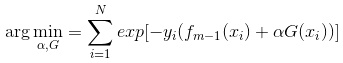 指数损失函数(Adaboost)【图文详解】插图(1)