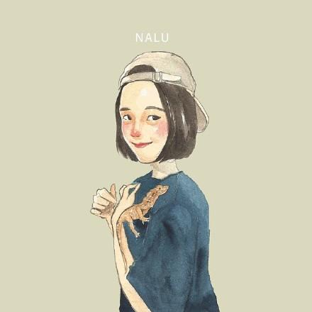晚安心语插画191022:生命短暂,快乐至上