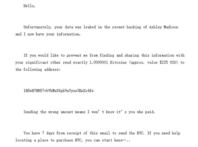 黑客的正义?关于那个被黑掉的婚外情网站Ashley Madison 第7张