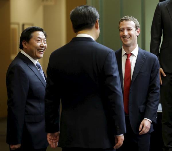 传谷歌、Facebook国内已局部解禁?从习大大和扎克伯格握手说起 第5张