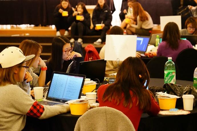 韩国美女黑客是怎样的一种存在? 第2张