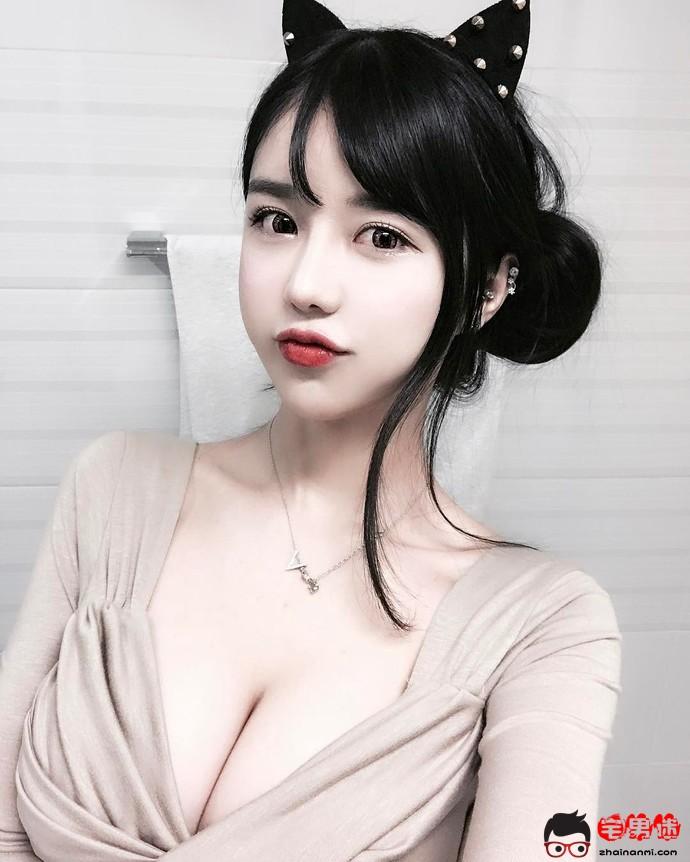 宅男女神李秀彬,给你梦幻般的视觉冲击!!!