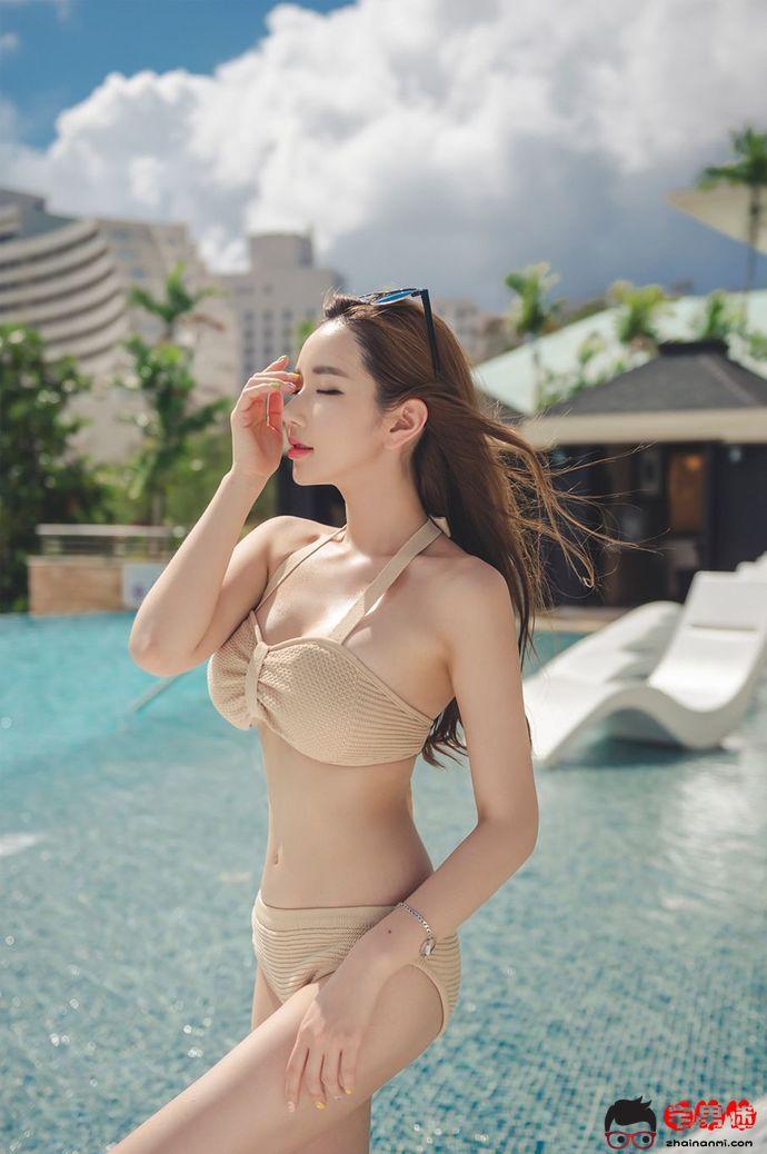 韩国网拍模特李妍静,巧笑倩兮,美目盼兮!
