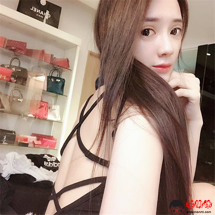 【Ins小姐姐】台湾正妹模特翁子涵美照
