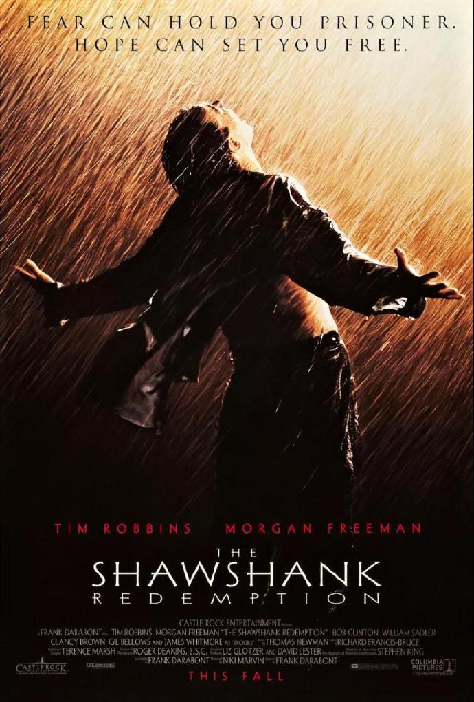 世界评分最高的电影肖申克的救赎高清下载94年最经典电影The Shawshank Redemption高清百度云分享下载 第8张