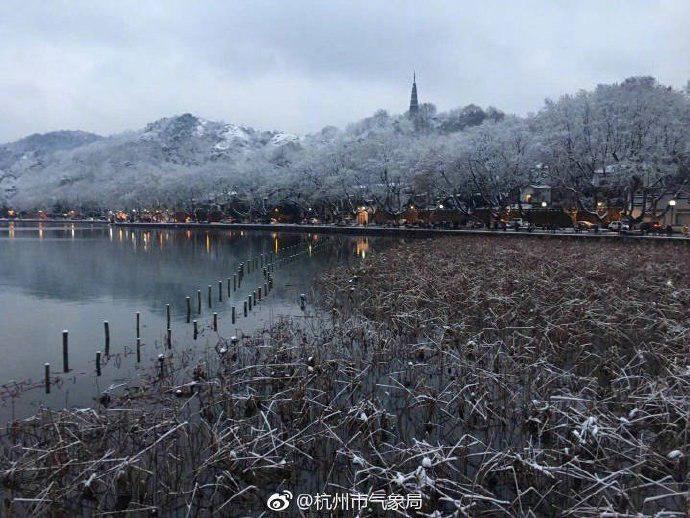 杭州大雪 第34张
