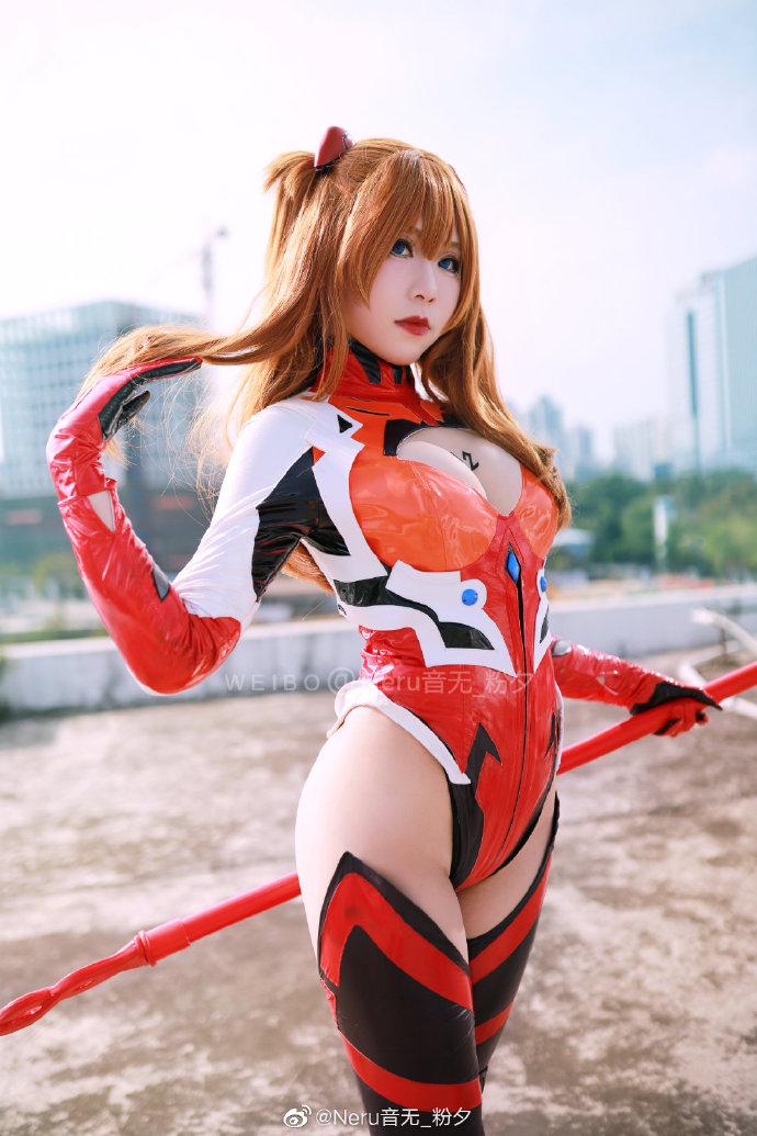 【cos正片】《新世纪福音战士》明日香cosplay欣赏 cosplay-第3张