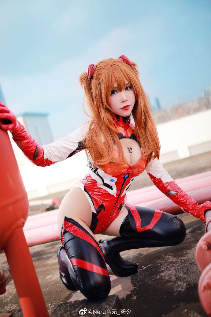 【cos正片】《新世纪福音战士》明日香cosplay欣赏 cosplay-第9张