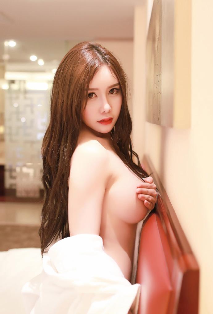 推女神于姬MM扮兔女郎蕾丝图 女神姬扮兔女郎巨乳嫩模艺术写真 养眼图片 第23张