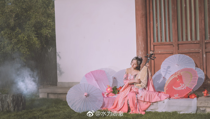 【cos正片】《剑网3九周年》秦风秀姐cosplay欣赏 cos正片-第7张