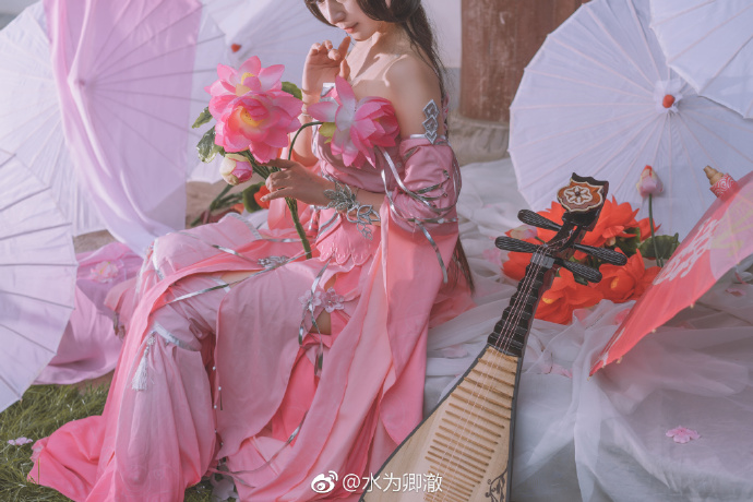 【cos正片】《剑网3九周年》秦风秀姐cosplay欣赏 cos正片-第5张