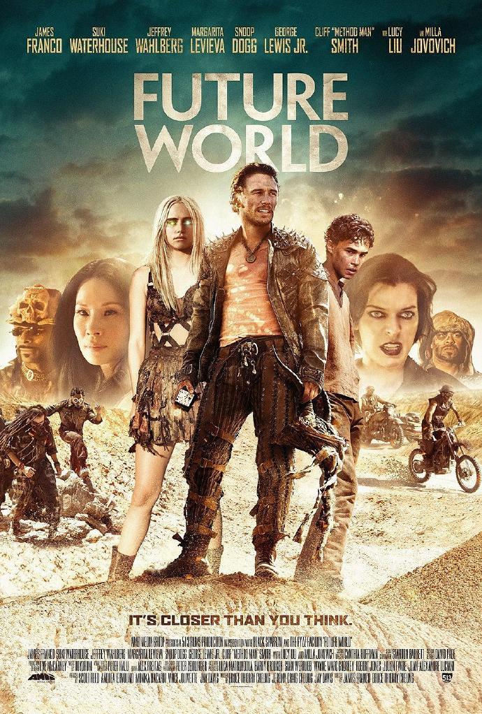 未来世界 Future World 【WEB-DL720p/1080p内嵌中英字幕】【2018】【科幻】【美国】