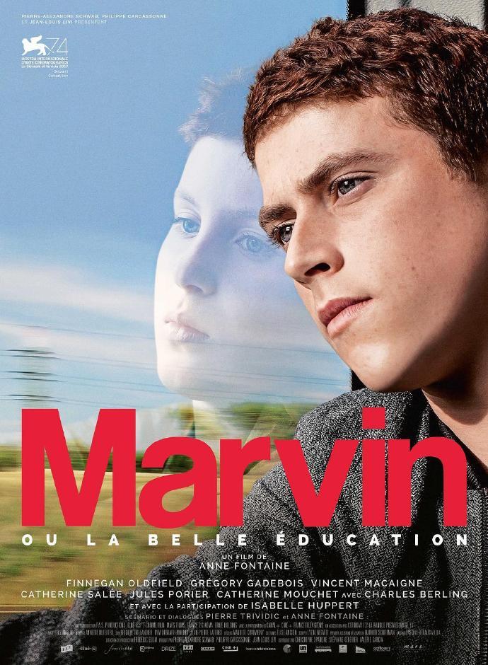 重塑马文 Marvin ou la belle éducation 【蓝光720p内嵌中文字】【2017】【剧情/同性】【法国】