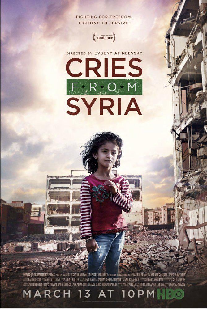 叙利亚的哭声 Cries from Syria 【更新WEBRip720p内嵌中文字幕】【2017】【剧情/纪录片】【捷克/叙利亚/土耳其/美国等多国 】