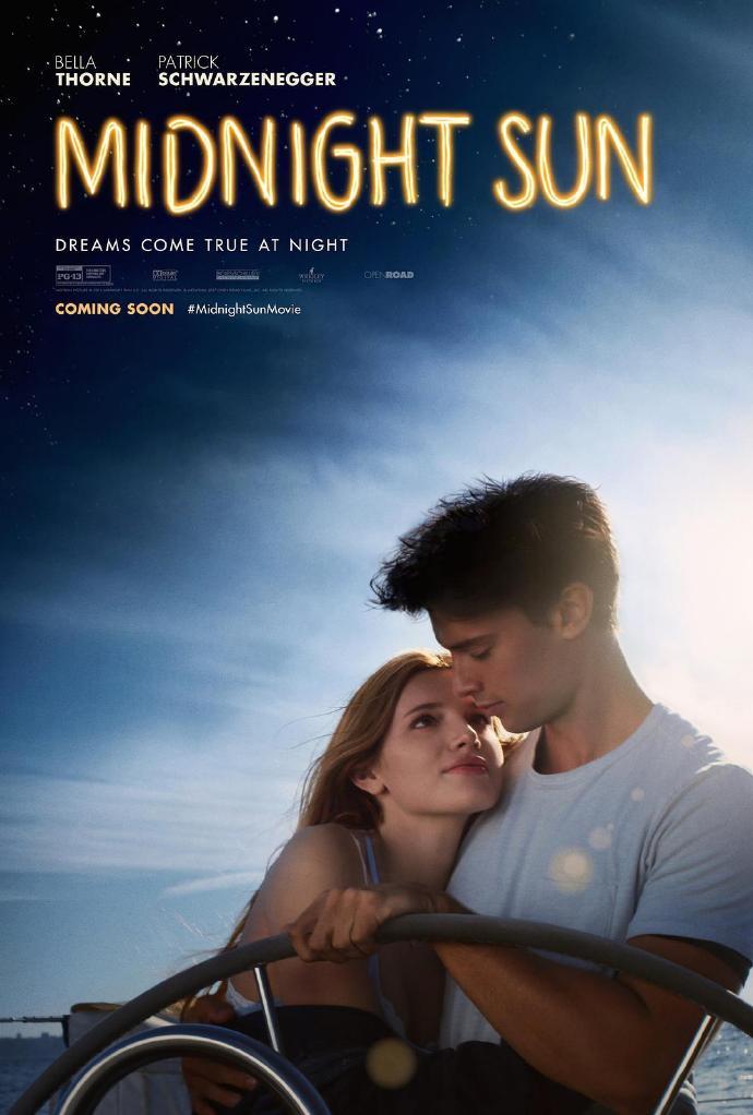 午夜阳光 Midnight Sun 【蓝光720p/1080p内嵌中英字幕】【2018】【剧情/爱情】【美国】