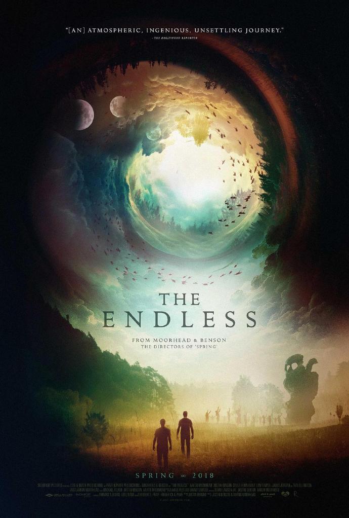 无尽 The Endless 【蓝光720p内嵌中英字幕】【2018】【科幻/惊悚】【美国】