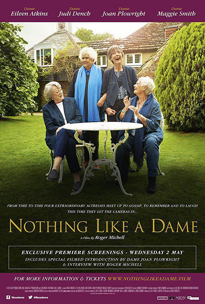 女爵印象 Nothing Like A Dame 【HDTV720p中英字幕】【2018】【纪录片】【英国】