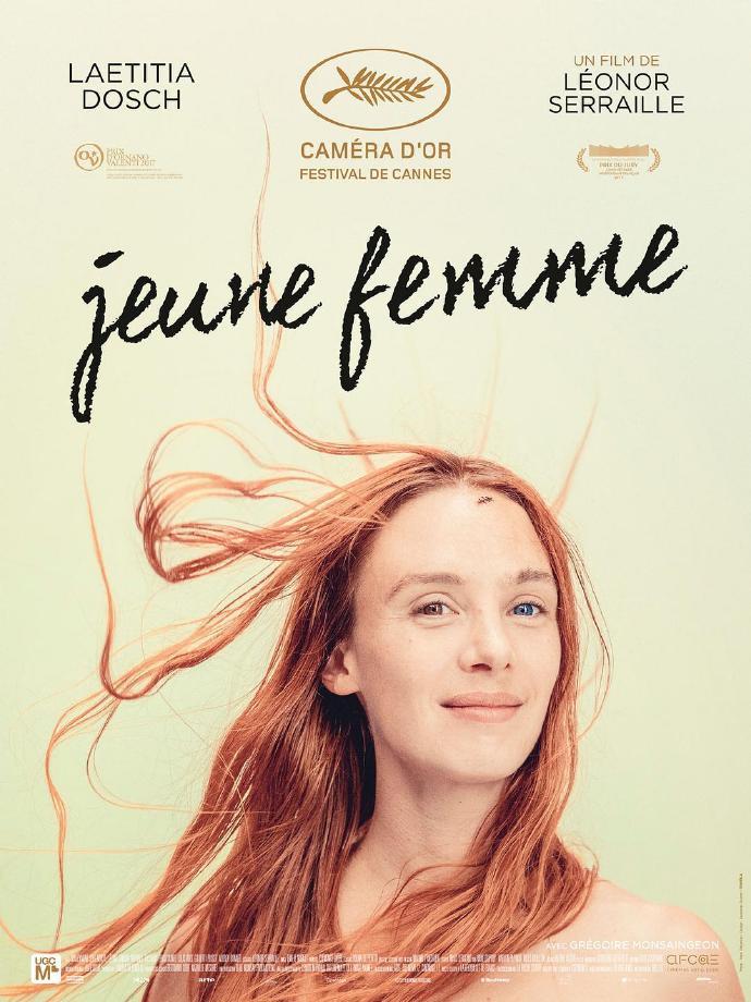 年轻女子 Jeune femme【蓝光720p/1080p外挂中文字幕】【2018】【剧情】【法国】