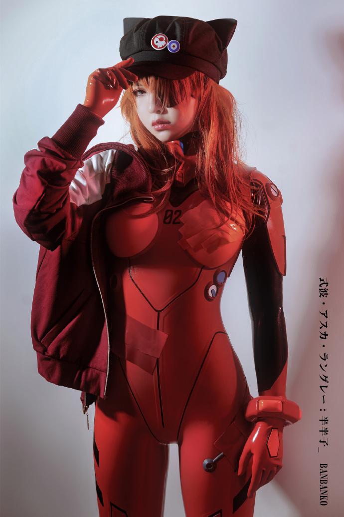 【cos正片】《新世纪福音战士》明日香 cosplay欣赏 cosplay-第15张