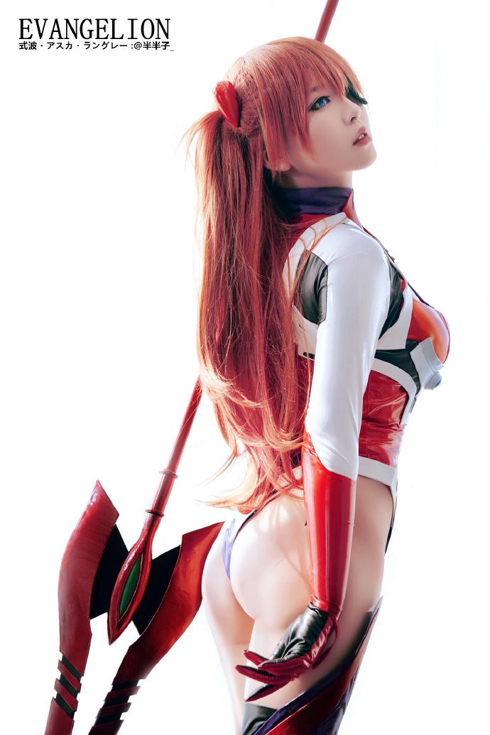 【cos正片】《新世纪福音战士》明日香 cosplay欣赏 cosplay-第12张