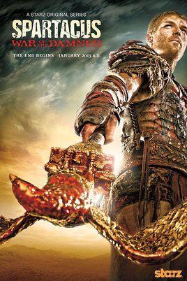 斯巴达克斯第三季:诅咒者之战