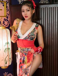 乳神于姬Una人体艺术图片诱惑难挡,美女祼