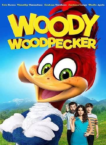 啄木鸟伍迪