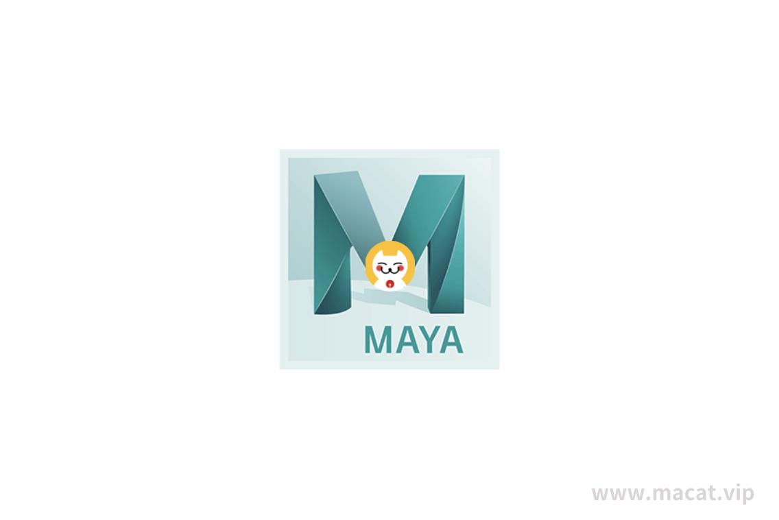 👍 Autodesk Maya for Mac v2022.2中文破解版 三维动画设计软件