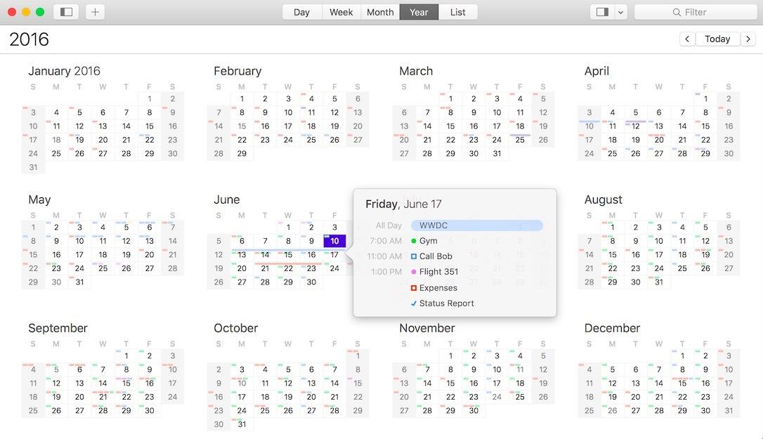 BusyCal 3.10.1 (401010) 超强任务日历-马克喵