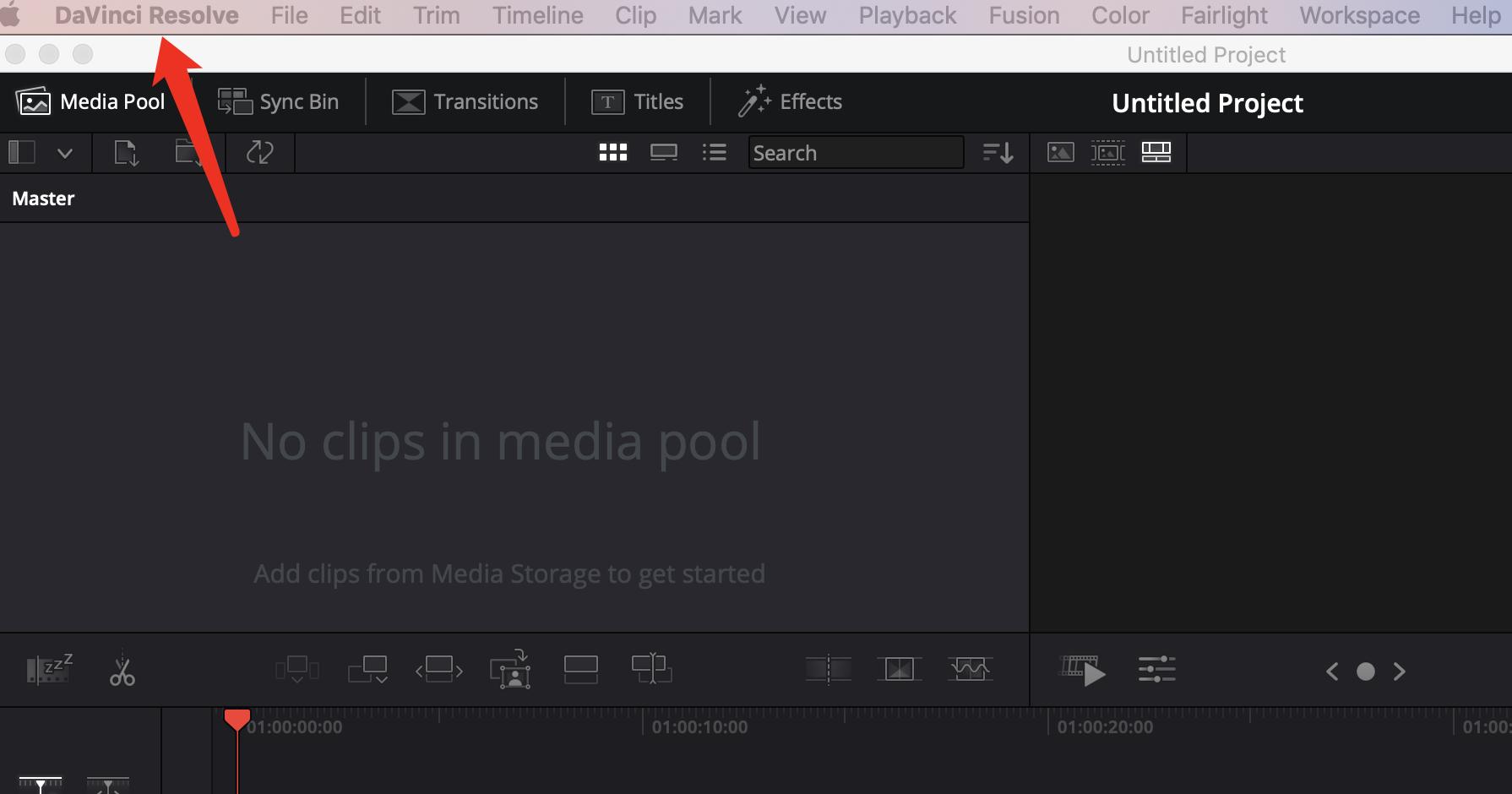 DaVinci Resolve Studio 达芬奇 16.2中文破解版 Mac顶级调色软件-马克喵