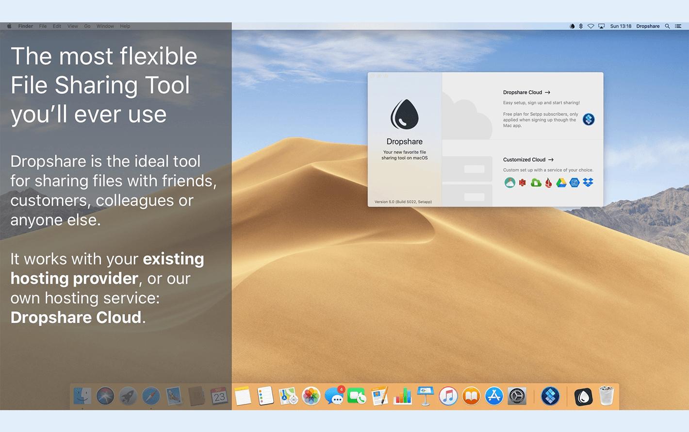 Dropshare 5.6.2 文件共享工具-马克喵