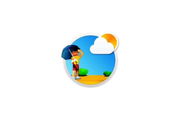 3DWeather 3.5.1 3D天气预报小部件