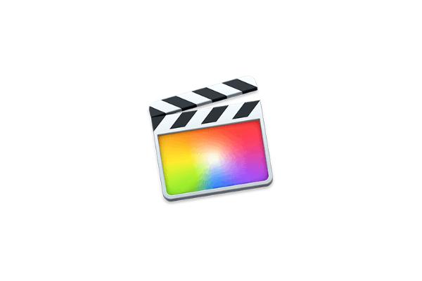 Final Cut Pro 10.4.10 专业级视频剪辑软件