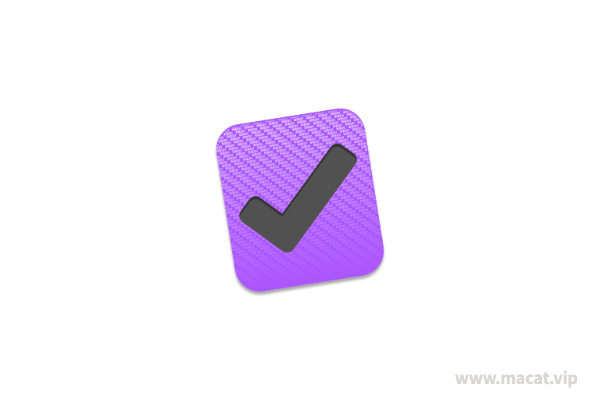 OmniFocus 3.9 强大的任务管理软件