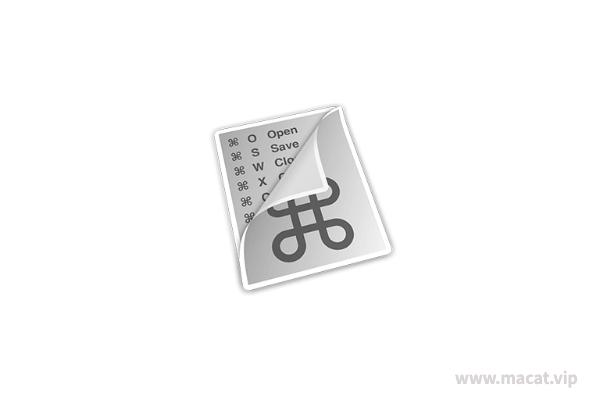 CheatSheet 1.5 快捷键显示工具