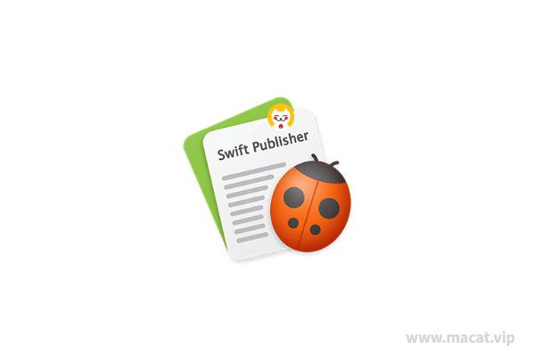 Swift Publisher 5.5.6 出版物设计排版工具