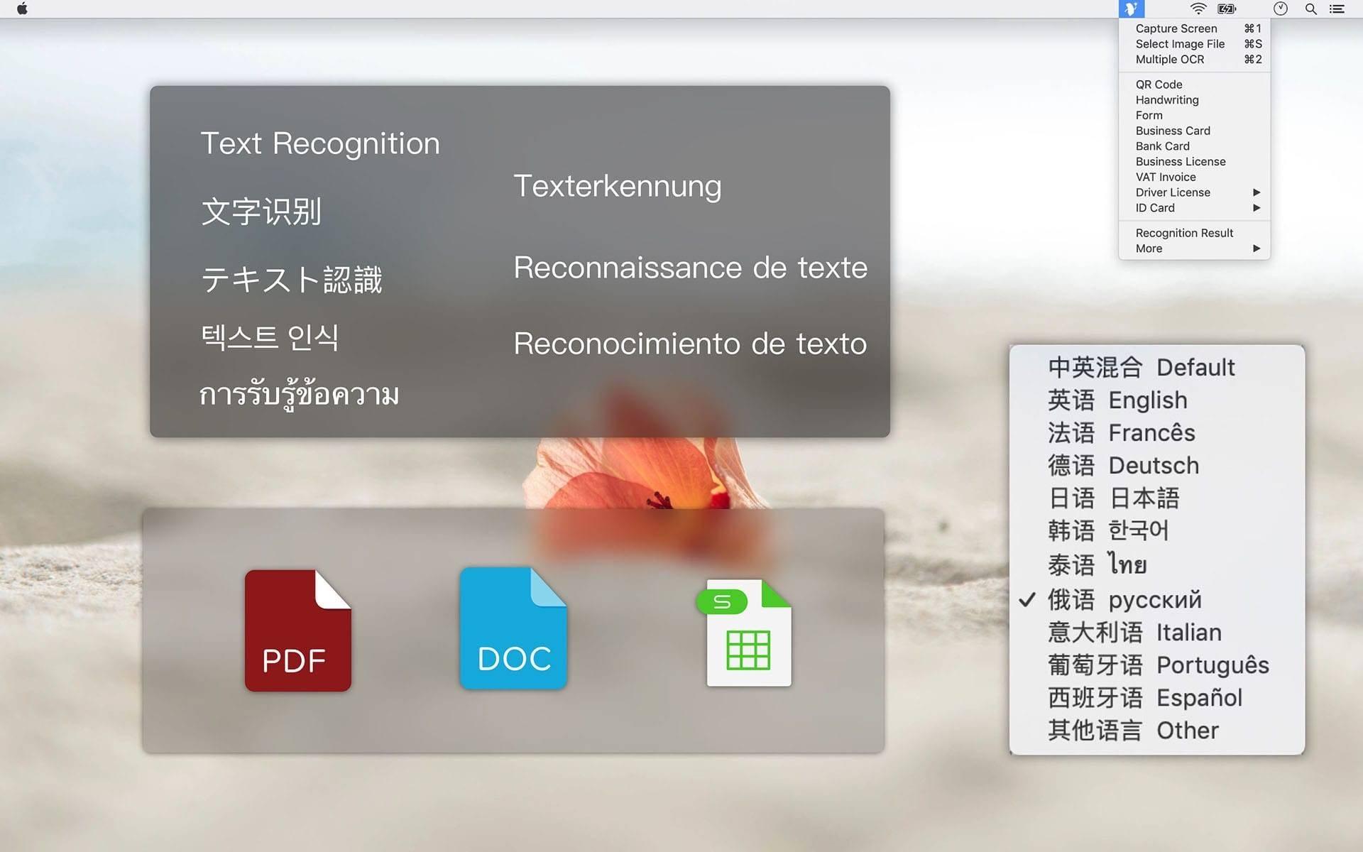 Text Scanner 1.3.8 文字扫描识别工具-马克喵