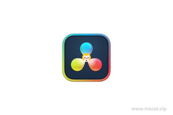 👍 DaVinci Resolve Studio 17.1.1 达芬奇中文破解版 视频调色剪辑软件-马克喵