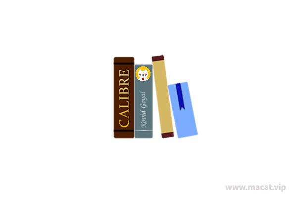Calibre for mac 4.1.4.0中文版 电子书管理器