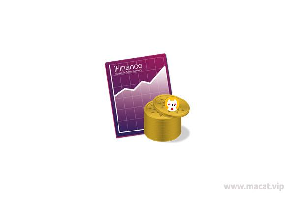 iFinance 4.5.23 个人财务预算软件