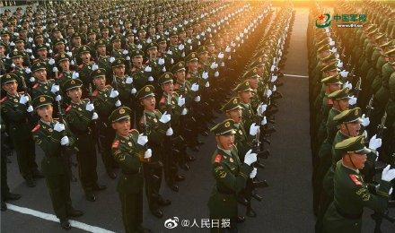 #国庆图片#汇总一些新中国成立70周年国庆照片 嗨头条 第9张