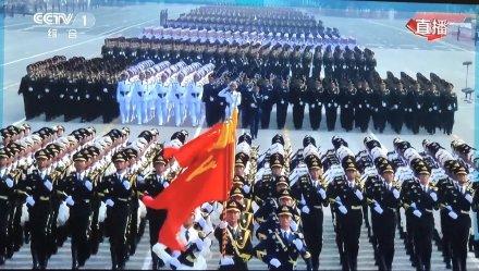 #国庆图片#汇总一些新中国成立70周年国庆照片 嗨头条 第13张
