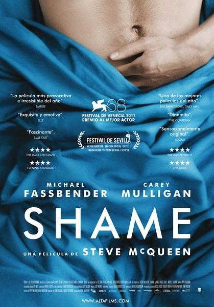2011法鲨高分大尺度《羞耻/性爱成瘾的男人》BD720P.高清英语中字